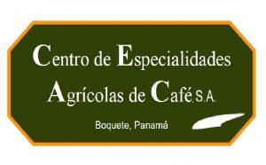 CENTRO DE ESPECIALIDADES AGRICOLAS DE CAFE