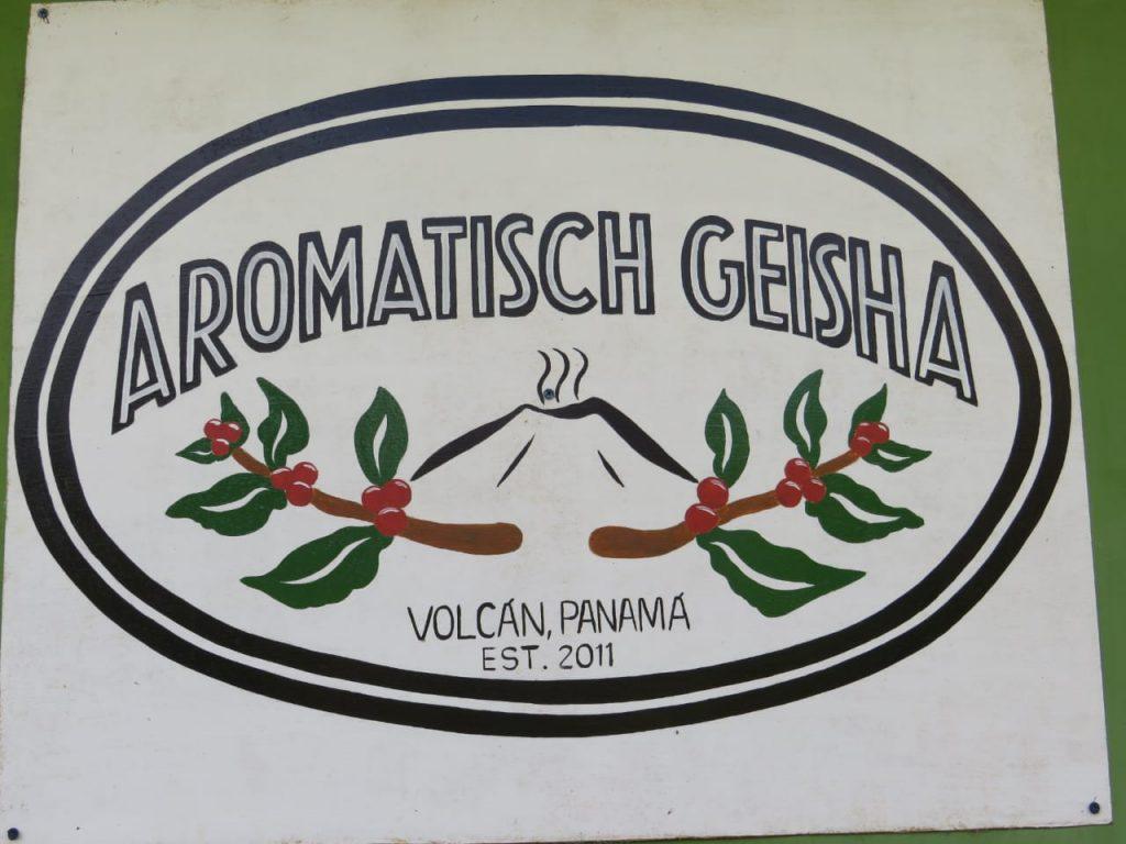AROMATISCH GEISHA