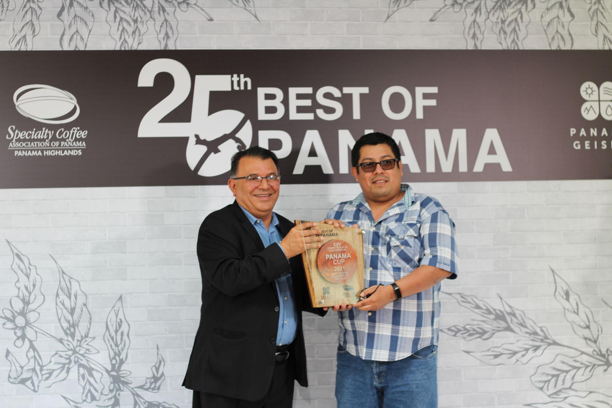 Café especial de Panamá volvió a demostrar su casta